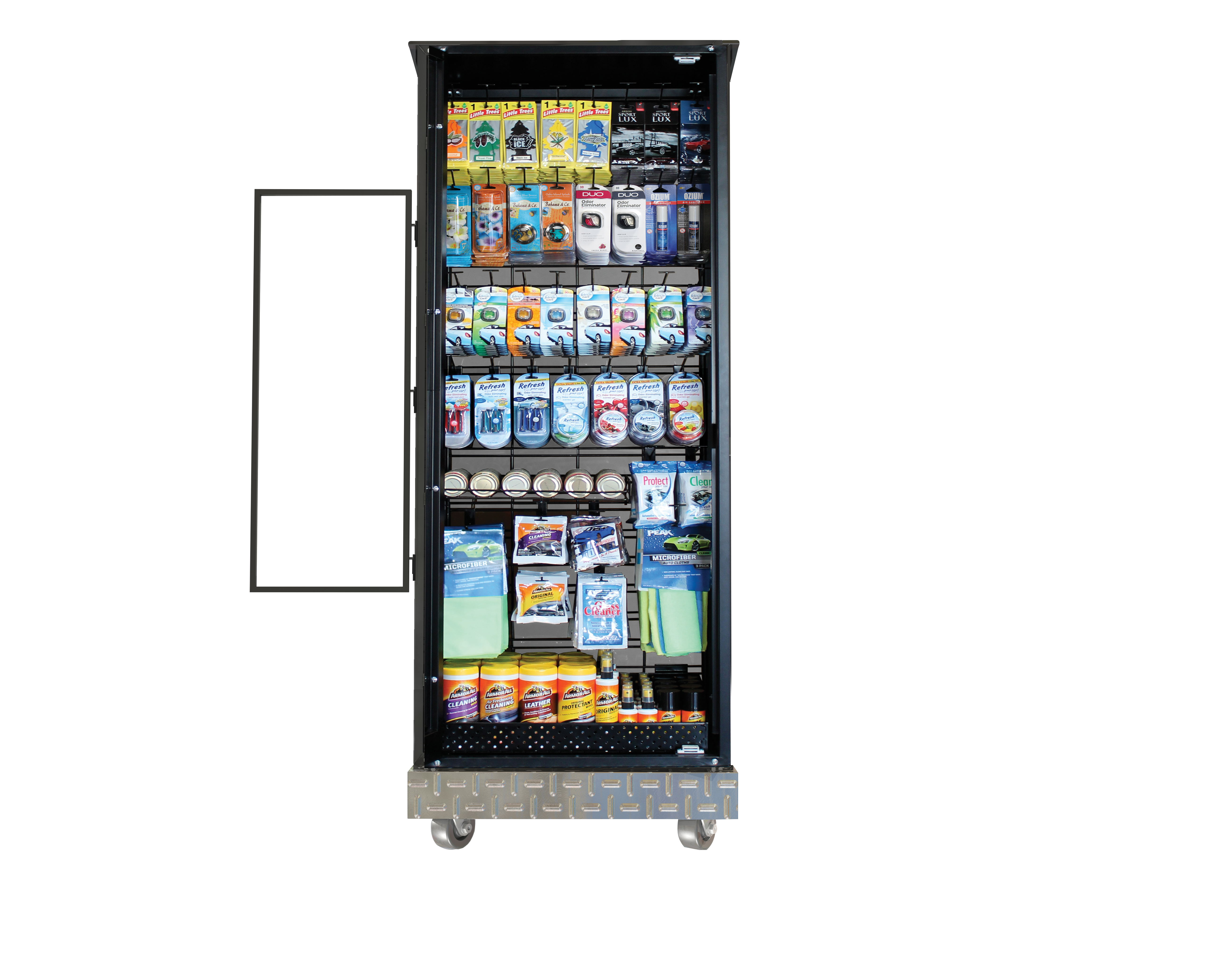 10 Car Wash Vending Machine Products You Must Stock