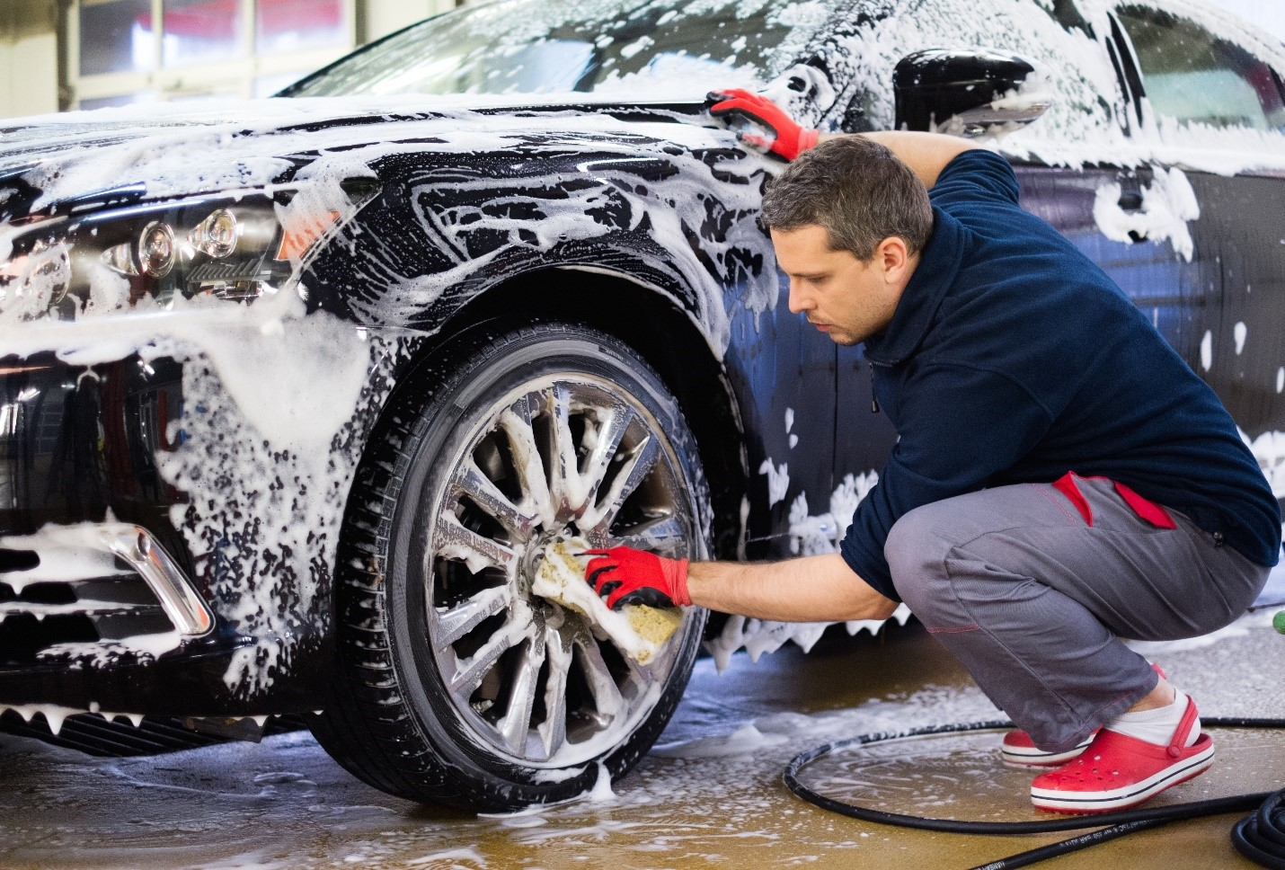 Ten Car Wash Hacks to Keep Your Car Sparkling Clean and Other Tips