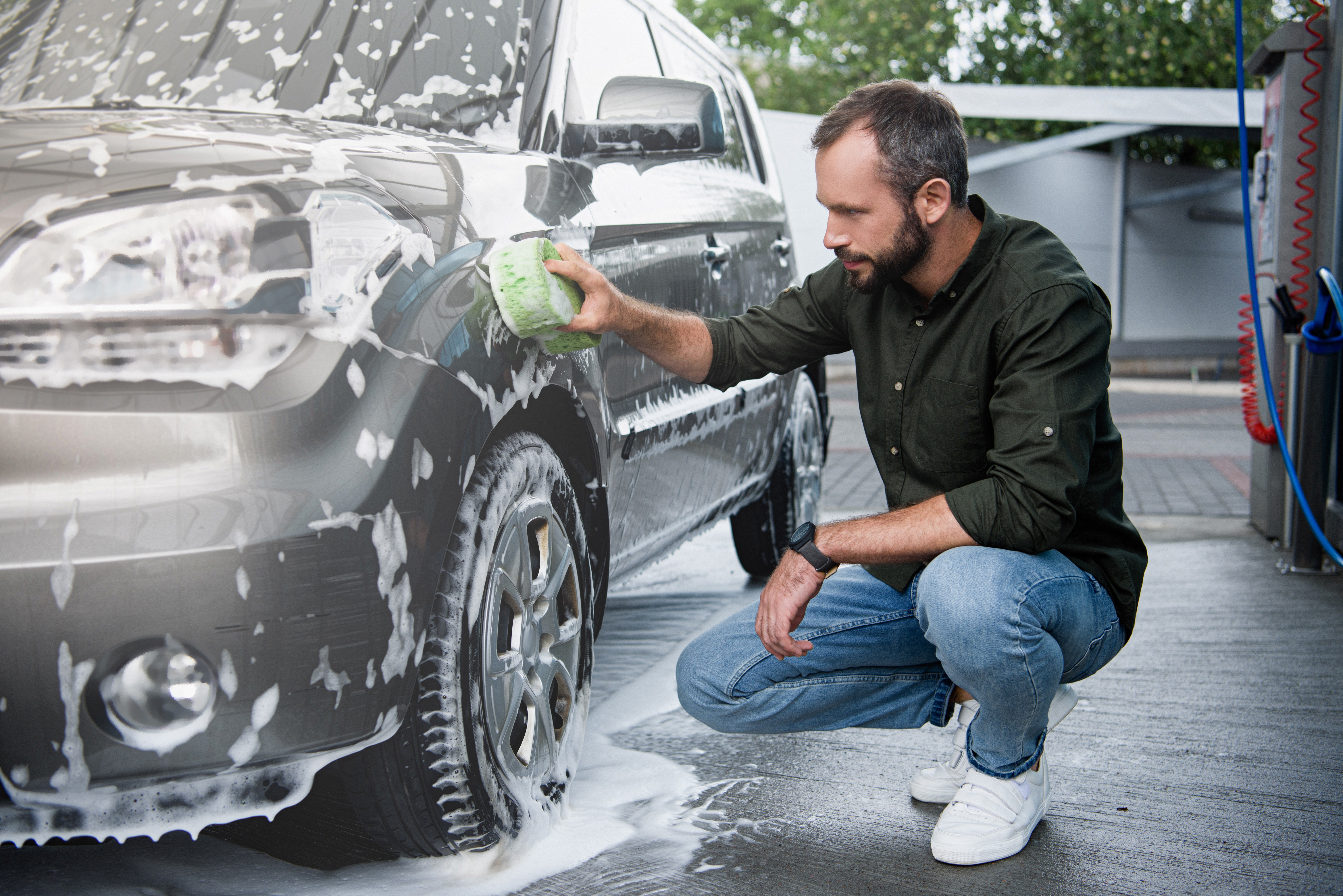 How You Can Help Keep Your Car Wash Customers' Cars Clean and Looking Great Every Single Day