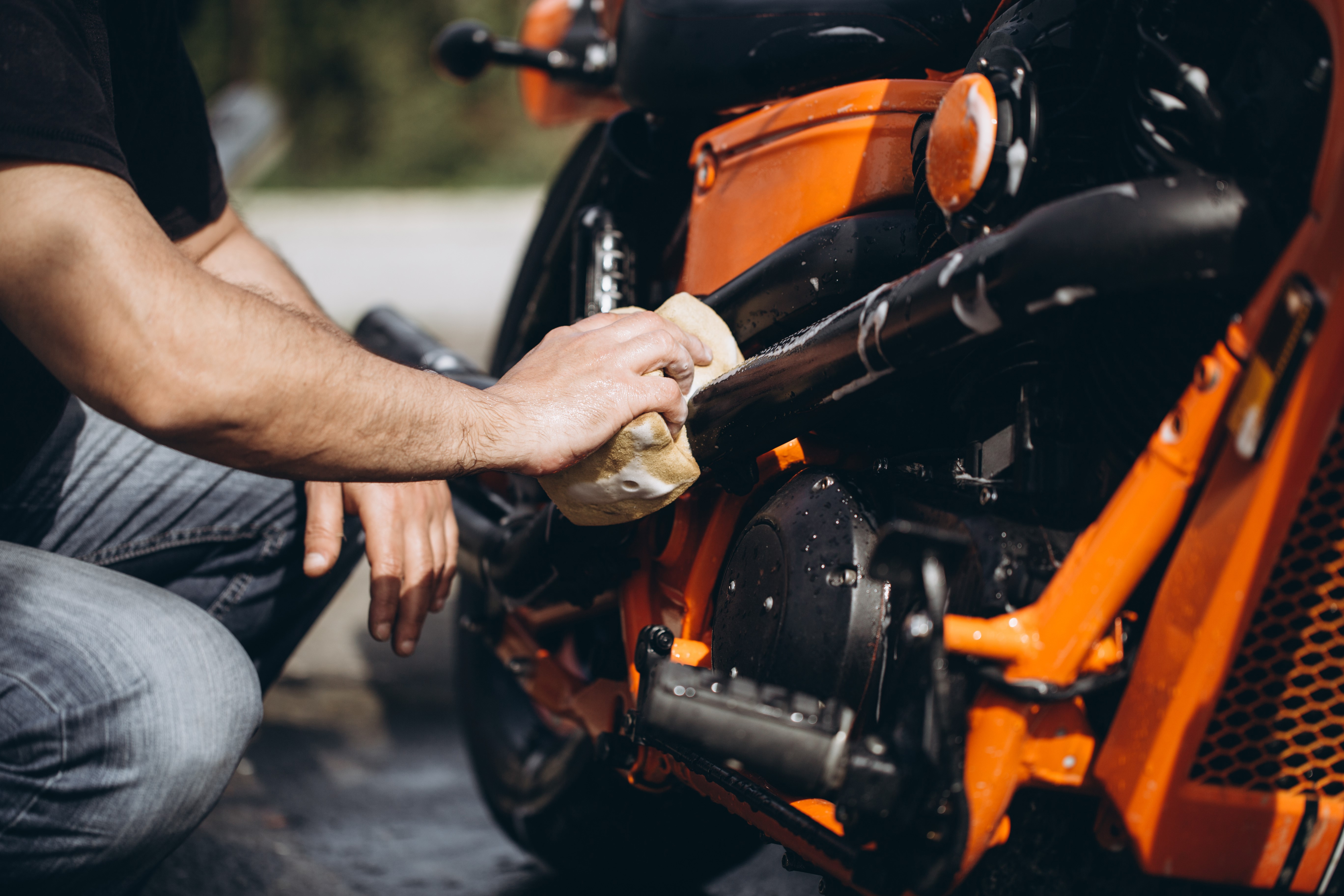 How Car Wash Owners Can Attract Motorcycle Owners to Their Car Wash