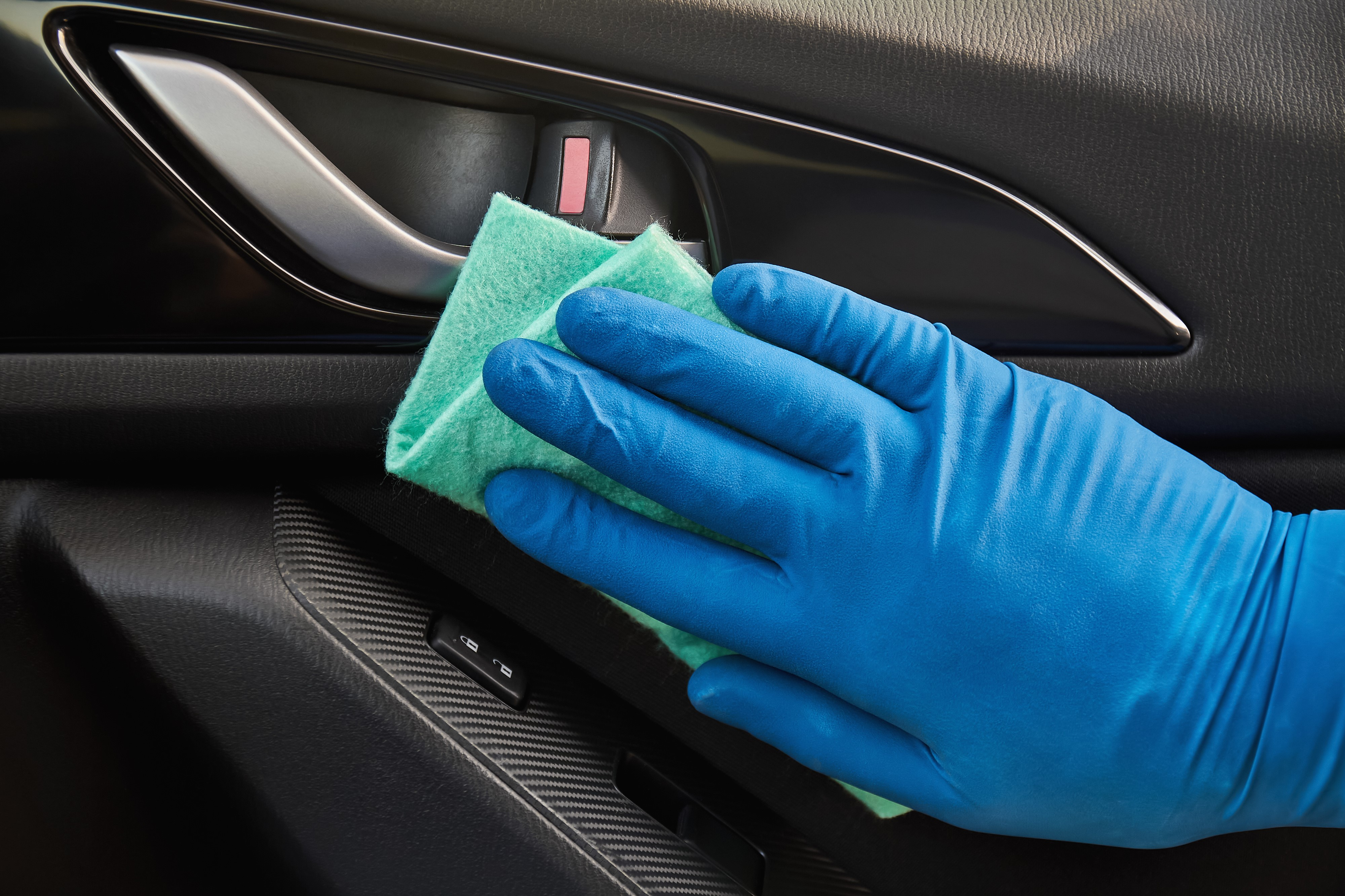 How to Sanitize Car Interiors Without Damaging Surfaces at Your Car Wash