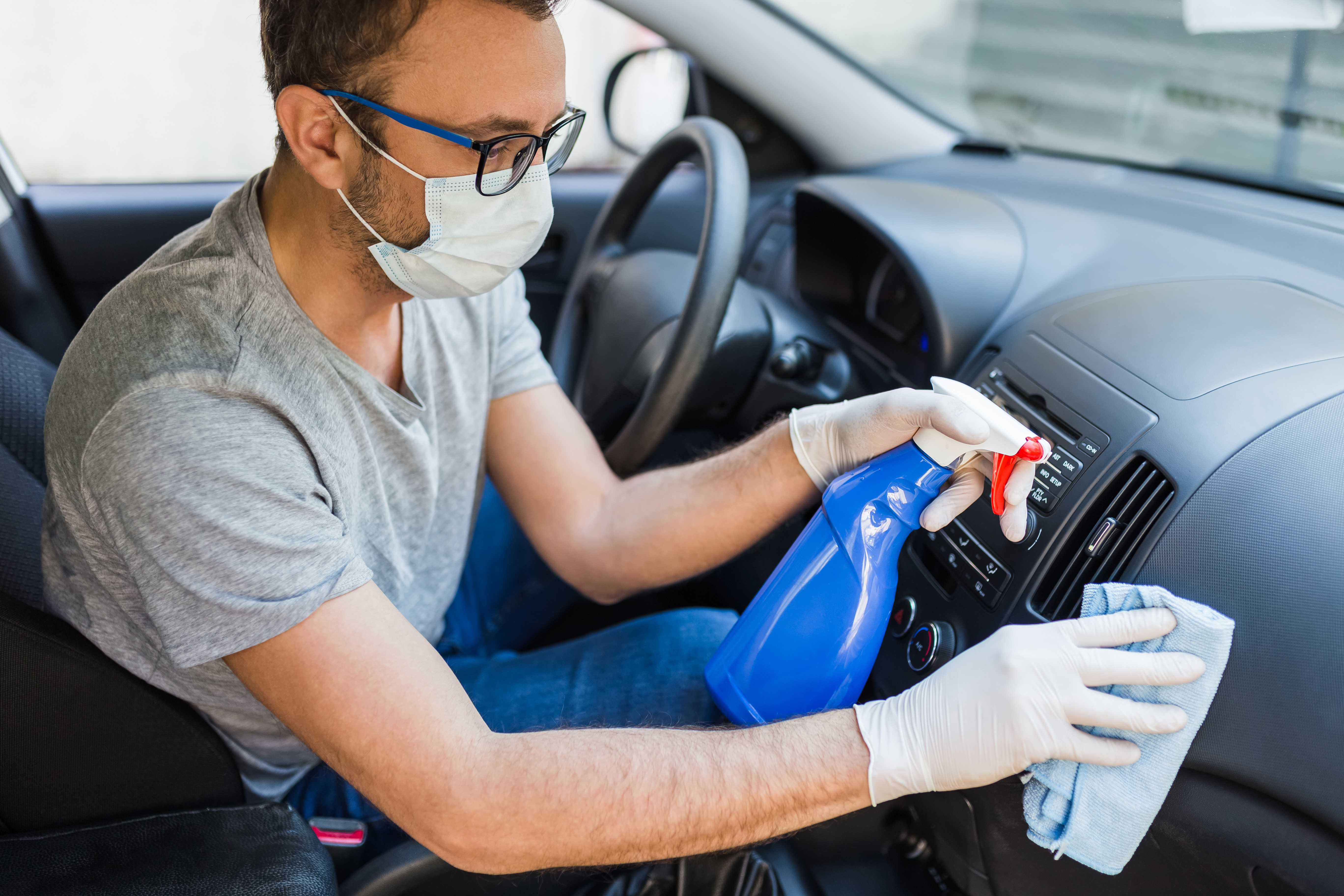 Car Sanitization and Cleaning Best Practices When Cleaning Your Customers' Cars