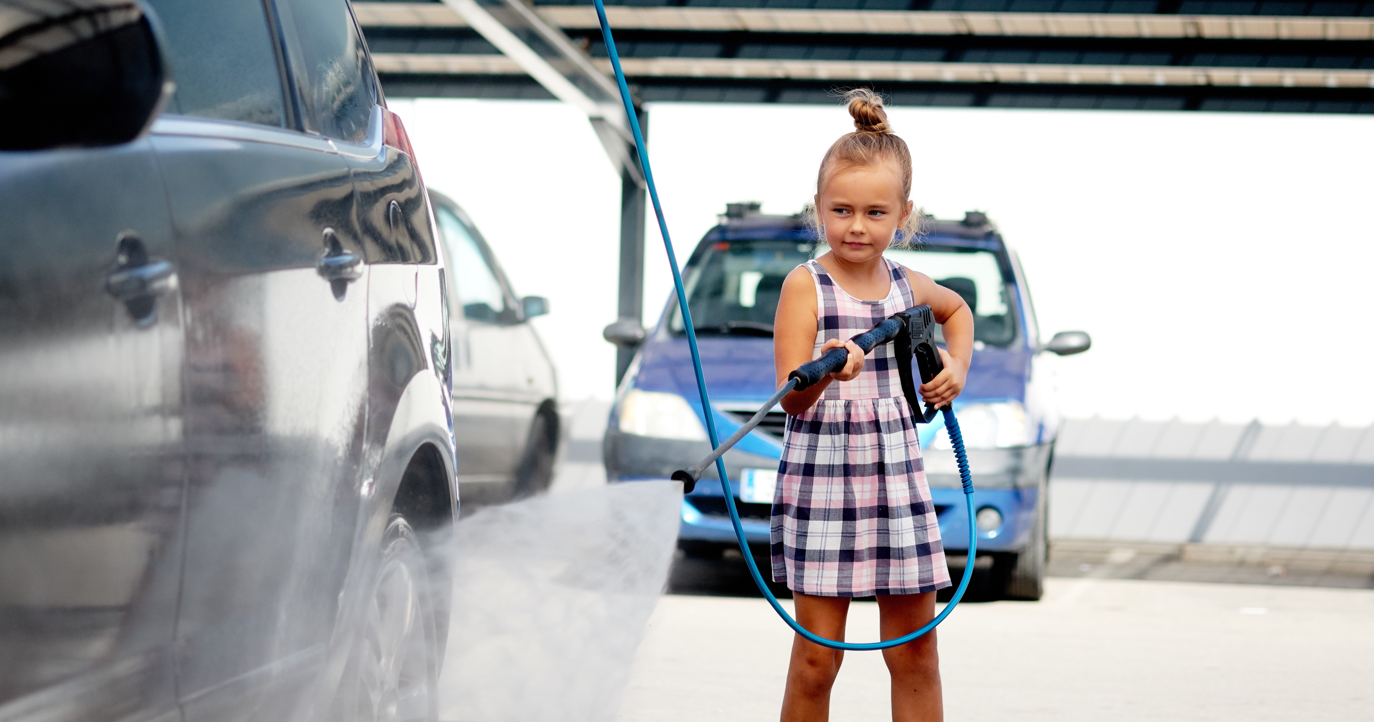 Why Your Self-Serve Car Wash Needs The Best Vehicle Washing Equipment Guns