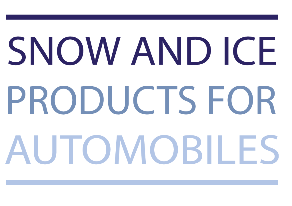 Snow and Ice Products For Automobiles