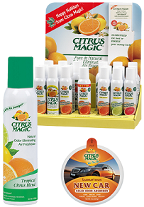 Citrus Magic Air Fresheners