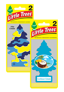 Little Tree Air Freshener -2 Pack
