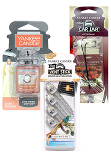 Yankee Candle Air Fresheners
