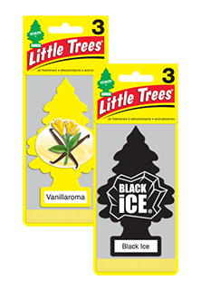 Little Tree Air Freshener -3 Pack