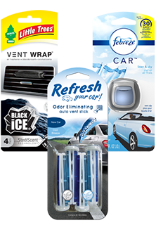 Vent Air Fresheners