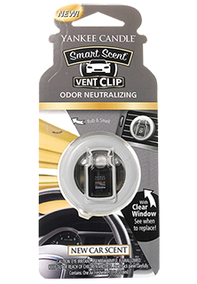 Yankee Candle Vent Clip Air Freshener