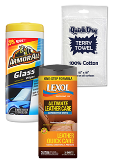 Wholesale Car Wash Towels, Pads and Wipes