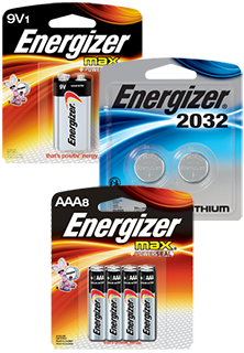 Wholesale Energizer Batteries Bulk
