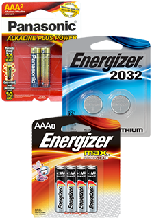 Wholesale Batteries Bulk