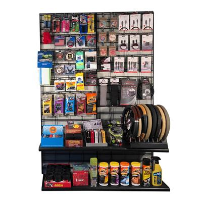 Car Accessories - 4 Foot Full Program