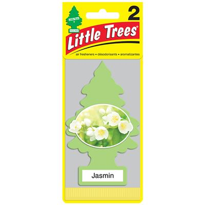 Little Tree Air Freshener 2 Pack - Jasmine