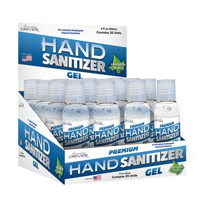 HAND SANITIZER 2 OUNCE -
