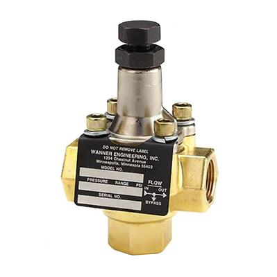 Wanner Pumps Hydra-Cell Model C22AC Bypass Pressure Regulating Valve 3/4 Inch